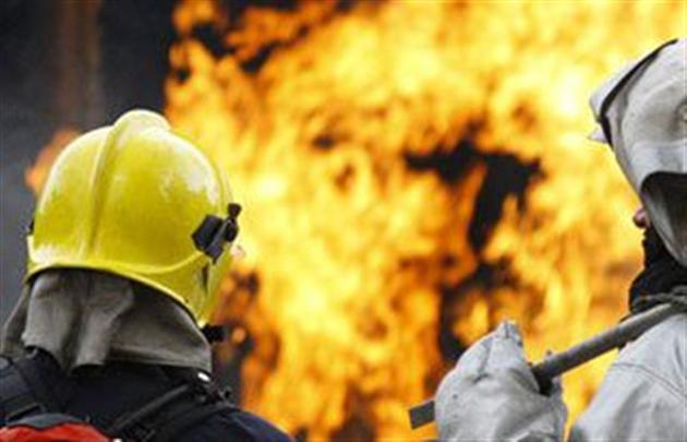 ВНефтеюганске пожар забрал жизни 2-х мужчин