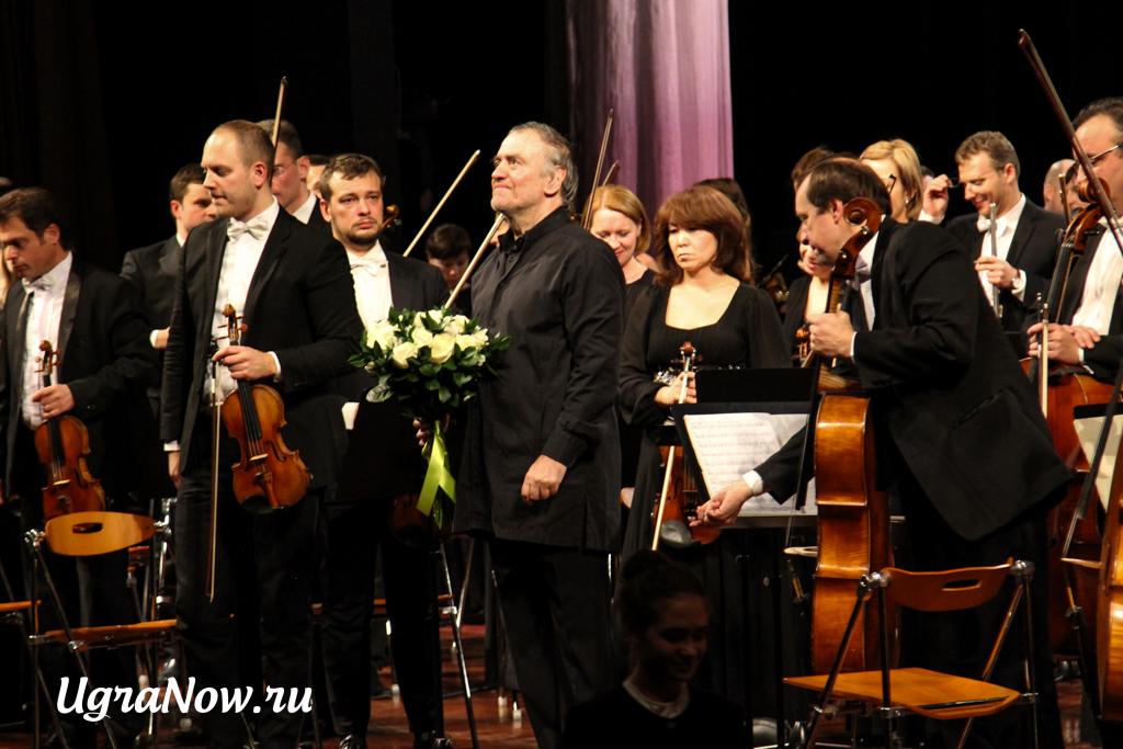 Маэстро Валерий Гергиев даст концерты вСургуте иХанты-Мансийске